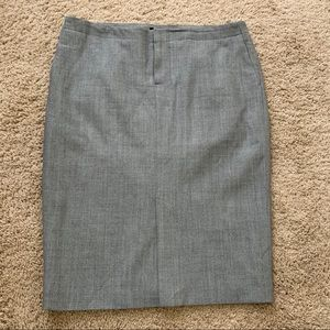 Banana Republic suit skirt